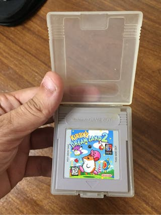Kirby Dreamland 2 gameboy