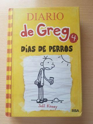 El diario de greg ( Días de perros, n°4)