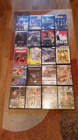 20 juegos de PC