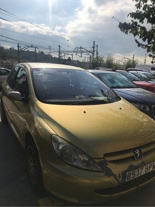 Peugeot 307 HDI 110