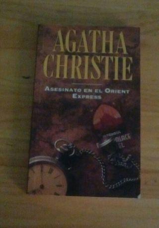 libro de Agatha Christie