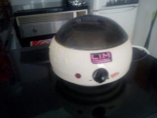 maquina cera caliente mediana