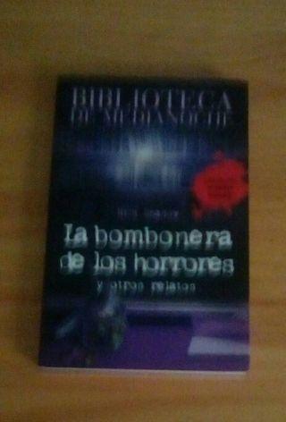 libro de terror