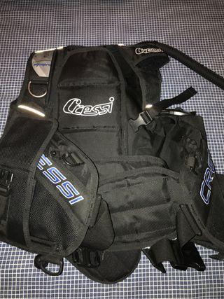 Jacket Aquapro 5 Cressi buceo
