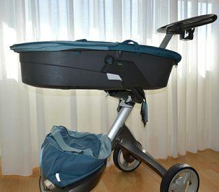 Conjunto de coche de bebe Stokke