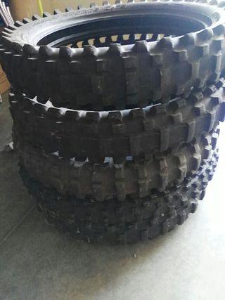 4 ruedas segunda mano