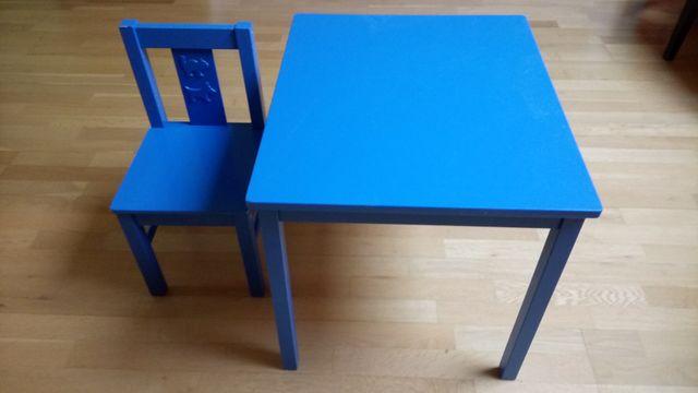 Mesas Y Sillas Ikea.Mesa Y Silla Nino Ikea De Segunda Mano Por 30 En Paracuellos De
