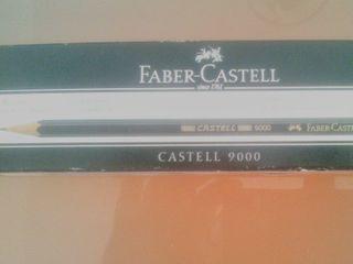 Lapiz grafito Faber Castell