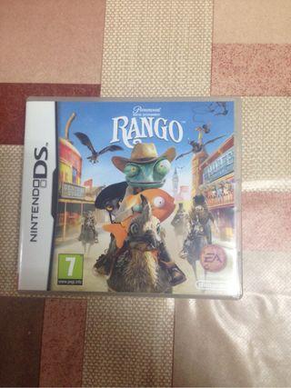 Juego Rango Nintendo DS