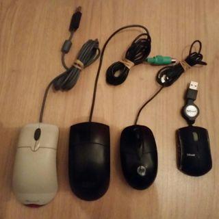 ratones de ordenador