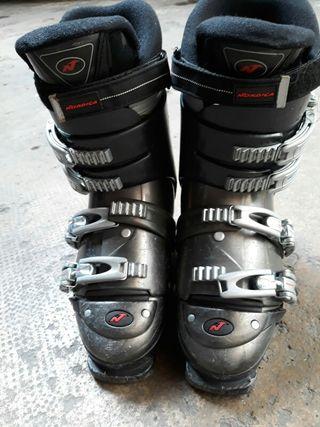 Botas esqui Nordica.