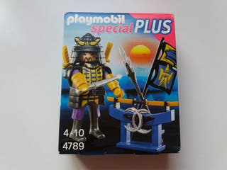 Samurai Playmobil