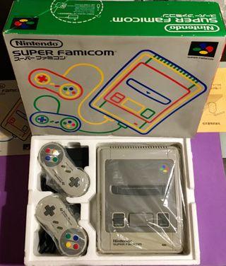 SUPER FAMICOM Nintendo