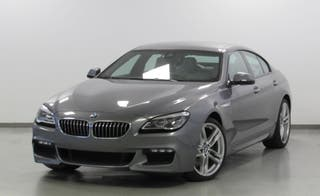 BMW Serie 6 640d Gran Coupe