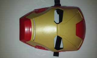 mascara iron man marvel