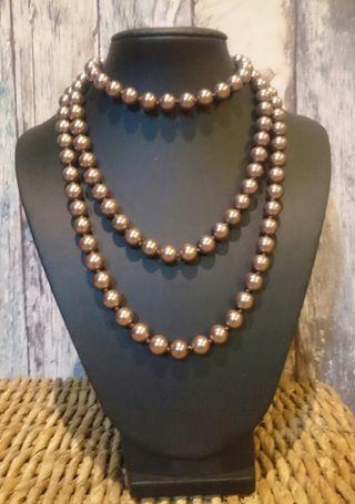 Collar Perlas imitacion. Nuevo.
