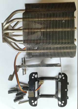 Disipador CPU ASUS Silent Square