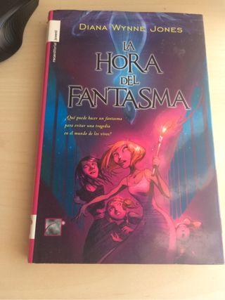 """Libro """"La Hora del Fantasma"""""""