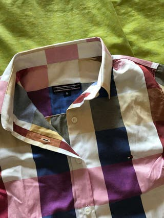 camisa tommy.