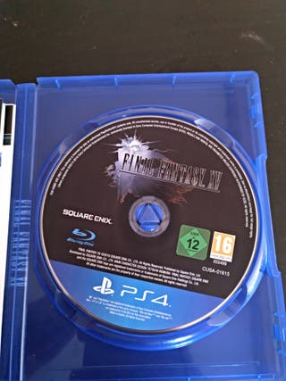 Cambio final Fantasy XV, For Honor y The Division