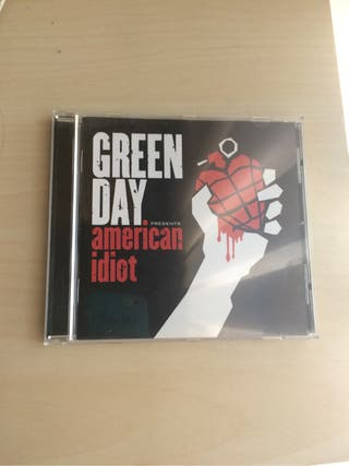 Disco Green Day