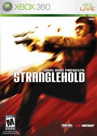 John woo presenta Stranglehold xbox 360