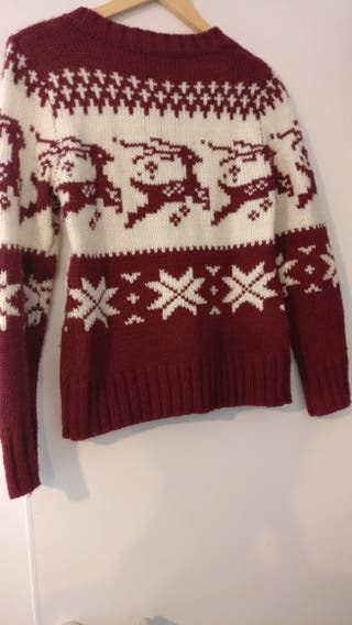 Christmas jumper - size 8