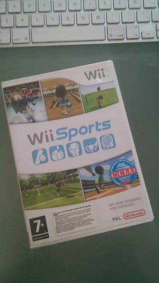 Juego wii > WiiSports
