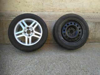 Se venden ruedas 16 pulgadas