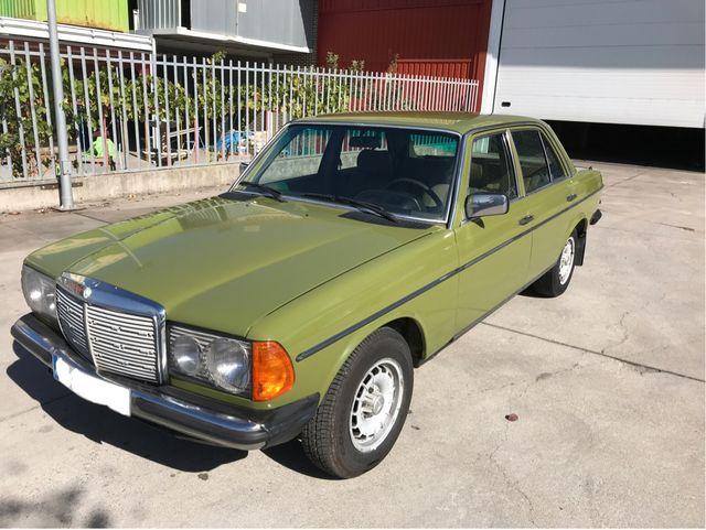 mercedes-benz 240d 1980