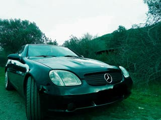 Mercedes-benz Slk 200 (170) 2000