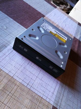 Lector de CD/DVD ordenador