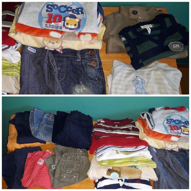 Pack ropa bebé talla 3 meses