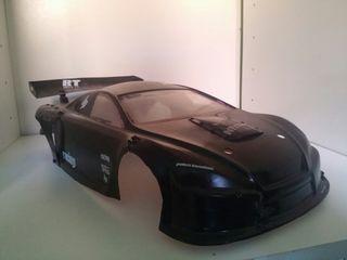Carrocería coche rc 1:10 drift