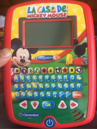 Tablet mickey