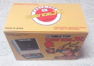 Caja table top repro Donkey Jr