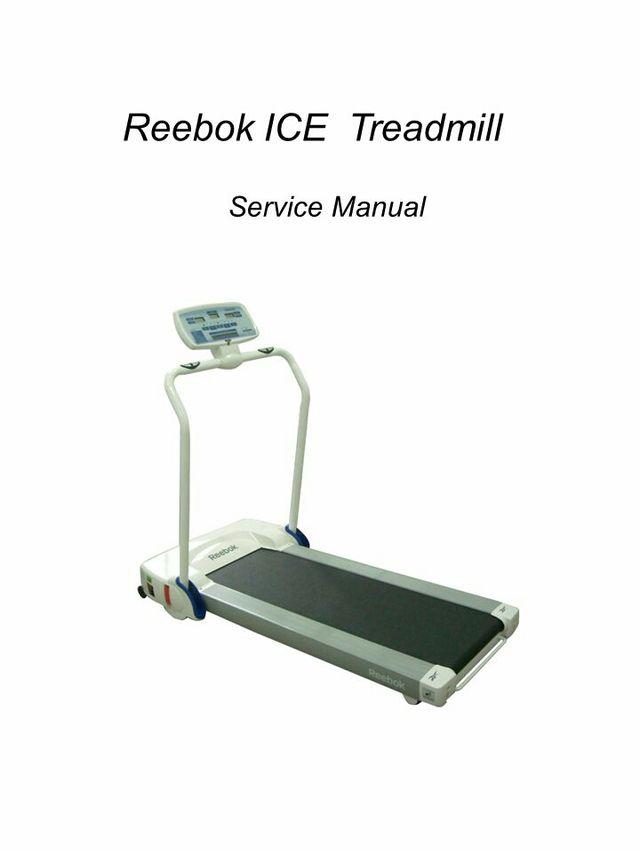 Cinta correr Reebok Ice