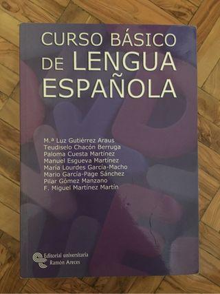 Curso basico lengua española