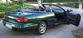 Chrysler Stratus Cabrio 2.5 V6