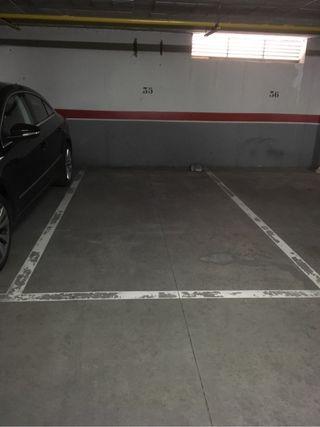 Plaza garaje algo negociable