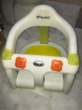 Asiento baño bebe jane silla