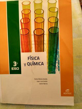 física y química 3 eso editex