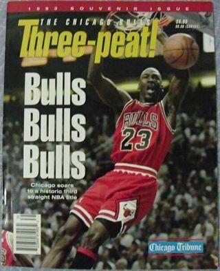 Michael Jordan & Chicago Bulls - Threepeat (1993)