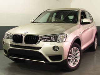 BMW X3 sDrive18d