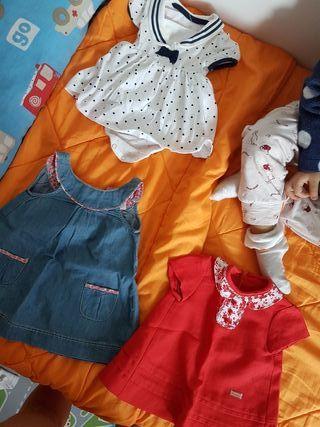ropa niña 0-6 meses