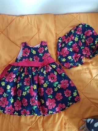 vestidos niña 18-36 meses
