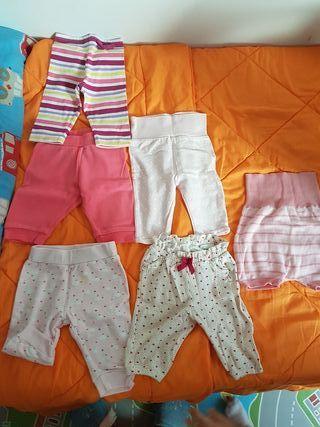 lote ropa niña 0-6 meses