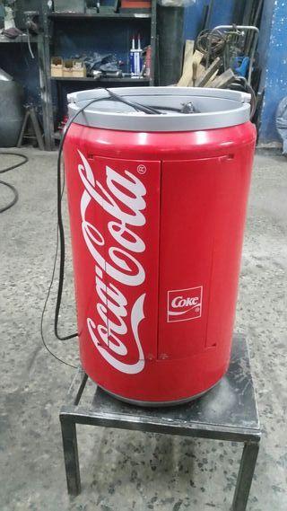 minicadena coca cola