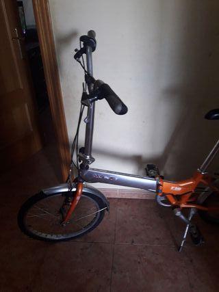 Bicleta Plegable
