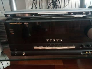 Amplificador home cinema completo